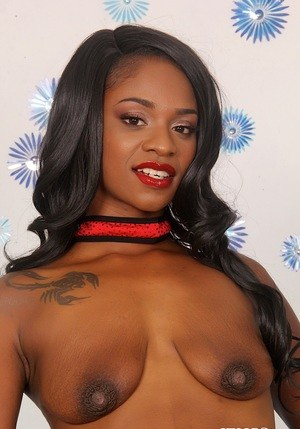 Black Pussy And Nipples Porn